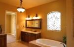Какие лампы для ванной комнаты выбрать?