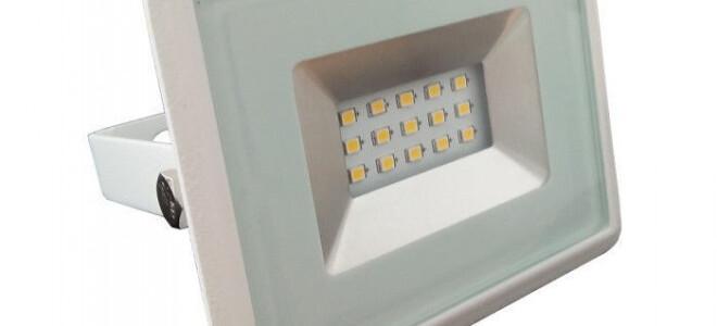 Светодиодный прожектор: особенности, преимущества, сфера применения.