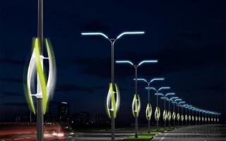 Опоры освещения: основные принципы уличного освещения.