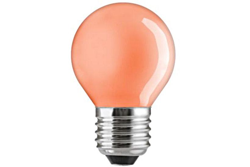 Иллюминационная лампа накаливания.