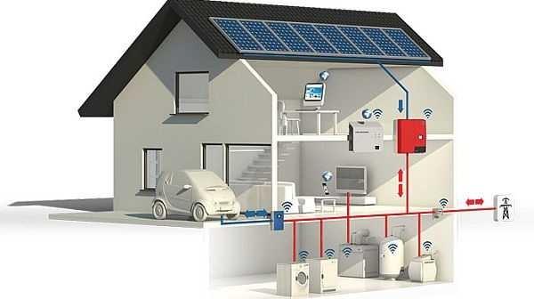 Разводка электропроводки в частном доме.